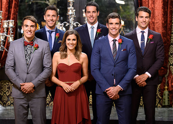 The Bachelorette Top Five