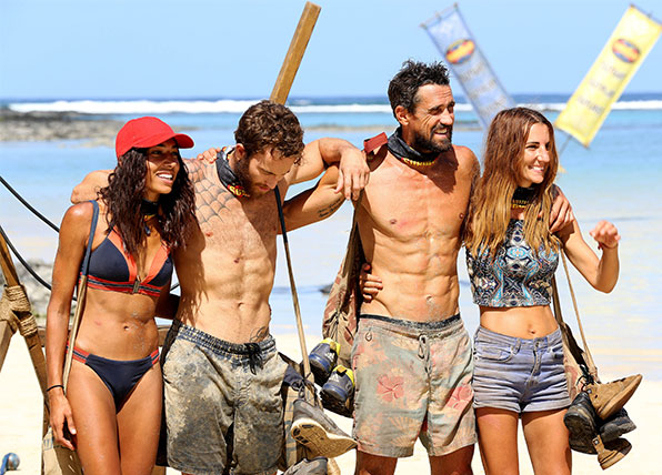 Key moments from this season of Australian Survivor