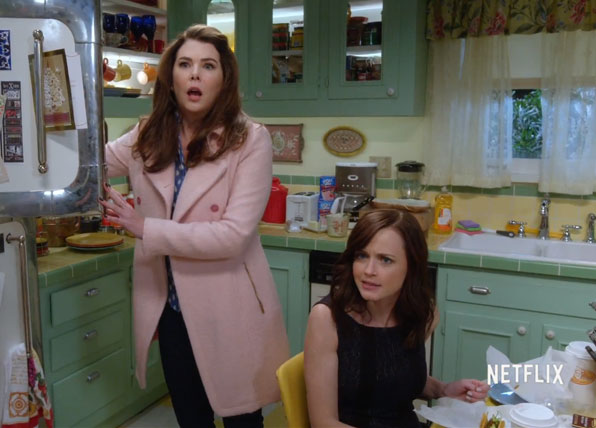 The official Gilmore Girls: A Year In The Life trailer is here