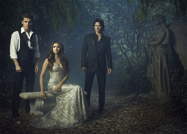 Big moments from the Vampire Diaries series