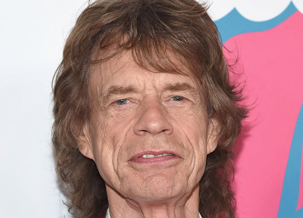 Mick Jagger is a father again at 73