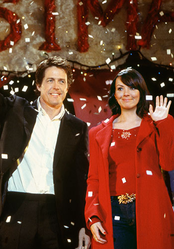 The stars of Love Actually: then and now