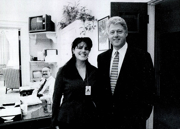 The Clinton-Lewinsky affair to be turned into a TV series