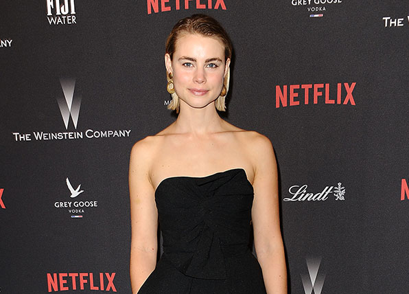 Aussie Lucy Fry joins Will Smith in new Netflix movie