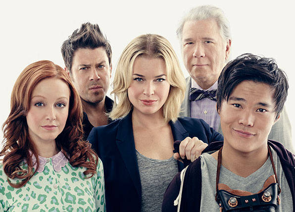 The Librarians renewed for season four