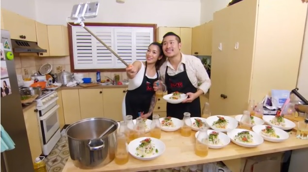 My kitchen rules season 8 episode 2 recap tv week for Y kitchen rules episodes