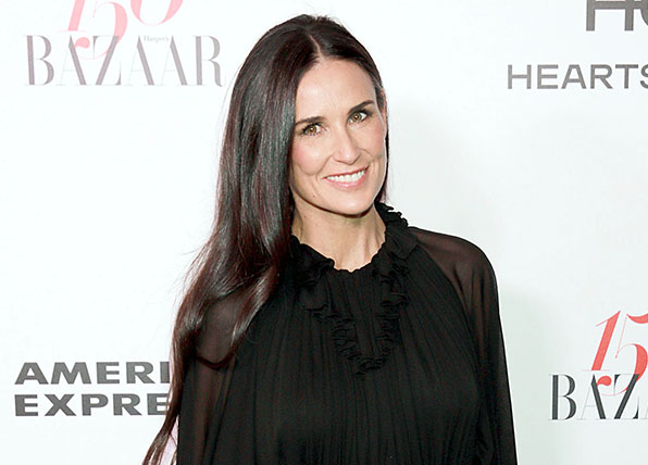 Demi Moore to star in Empire