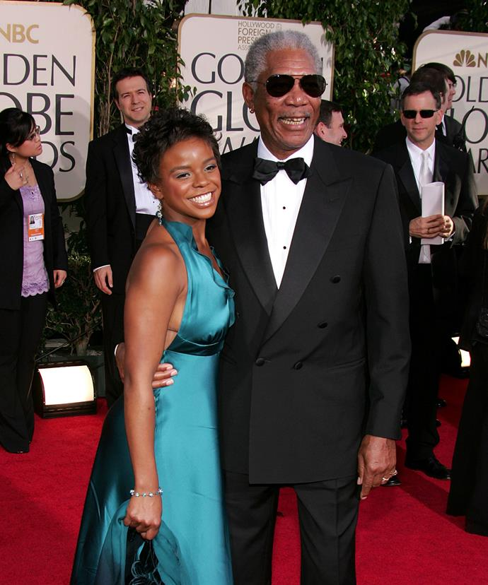 Morgan Freeman S Step Granddaughter E Dena Hines Dies