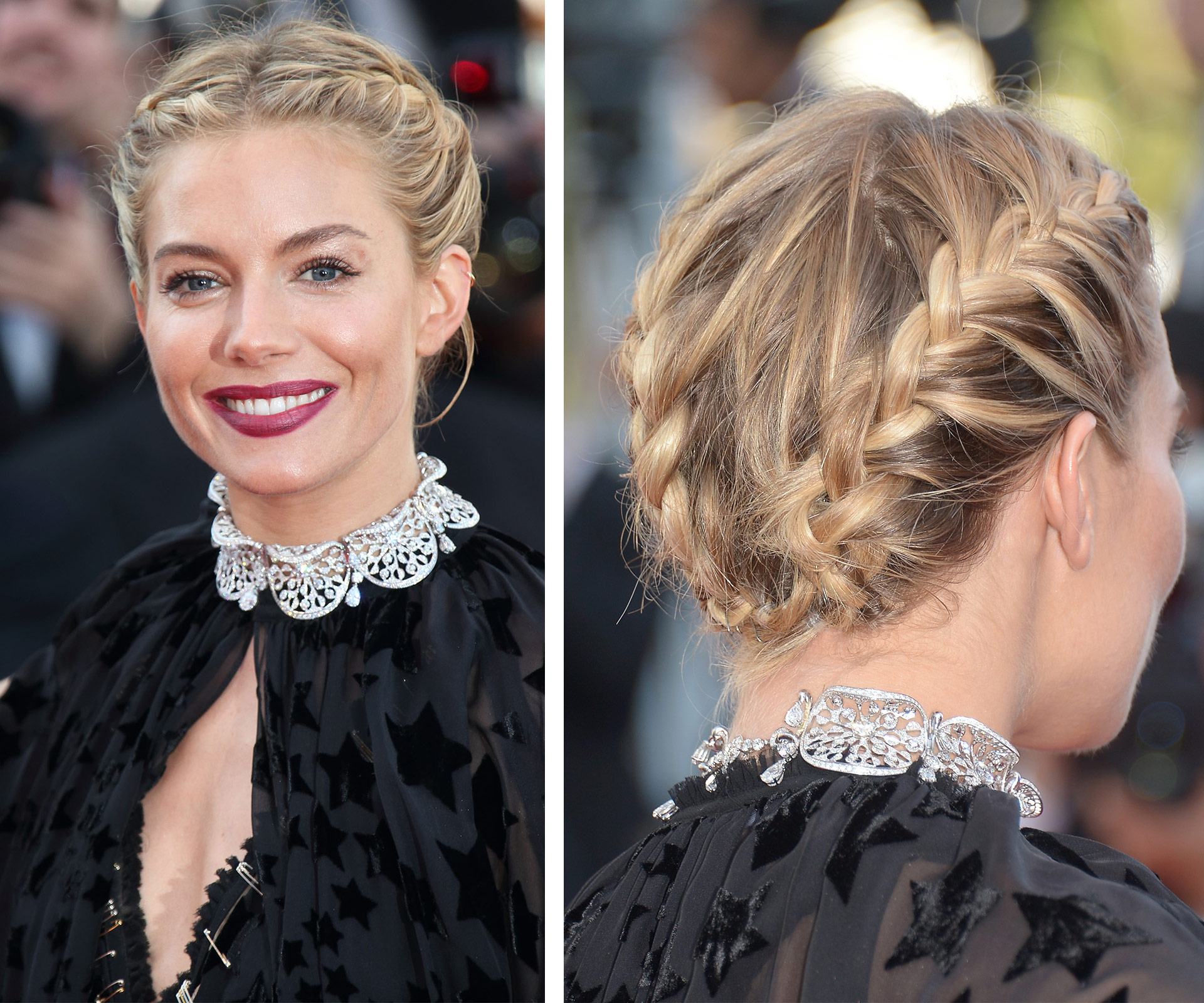 8 intricate hair updos for weddingsparties this summer