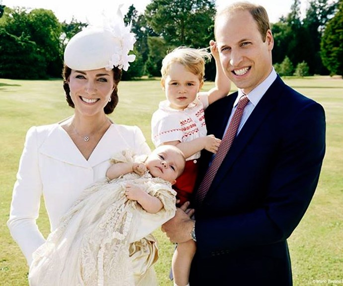 Cheeky Prince George and sweet, angelic Princess Charlotte would love a younger sibling.