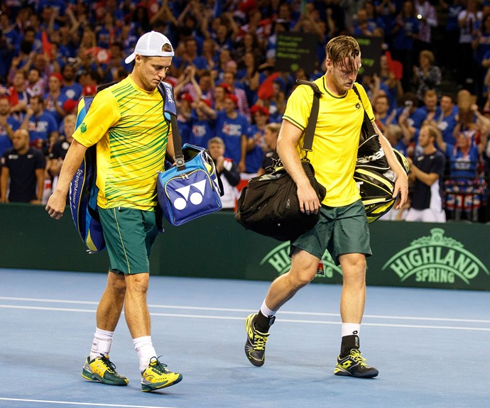 Despite walking away from his last Davis Cup game, Lleyton Hewitt leaves behind an enviable legacy.