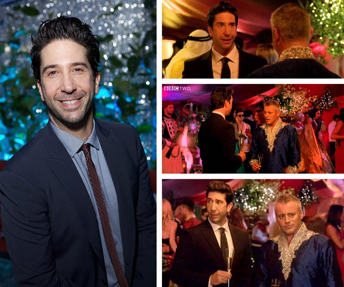 We're not exactly pivoting over David Schwimmer's career post-Ross. Making various appearances in a few shows, his highlight would have to be his his very funny guest role on Matt LeBlanc's show, *Episodes* and his cameo as the over zealous environmentalist Greenzo on *30 Rock*.