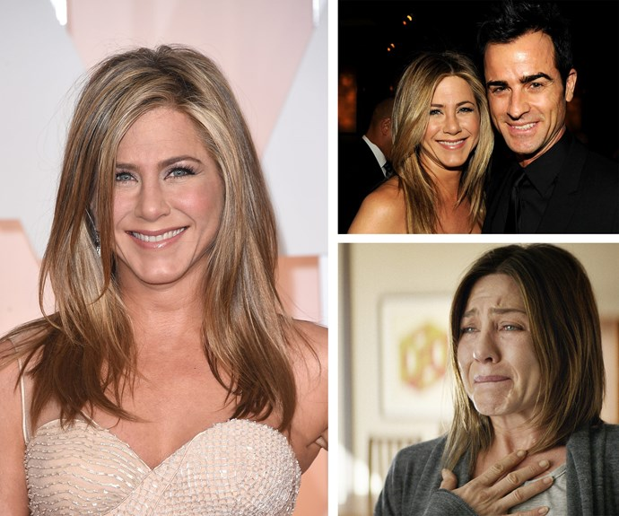 Jennifer Aniston, 46, taught [how to have amazing hair](http://www.womansday.com.au/style-beauty/beauty/jennifer-anistons-incredible-hair-evolution-8004) as Rachel Green but the actress has since gone on to become a Hollywood superstar. She made headlines as Brad Pitt's jilted ex-wife but has since found [love and happiness with Justin Theroux](www.womansday.com.au/celebrity/hollywood-stars/jennifer-aniston-marries-justin-theroux-13322). The television star also made a shift to film, with starring roles in *Along Came Polly*, *Friends With Money*, *The Break-Up*, *Marley & Me*, *Horrible Bosses*, and countless others. Most recently Jen received a *Golden Globe* nomination for her role in the critically-acclaimed flick *Cake*.