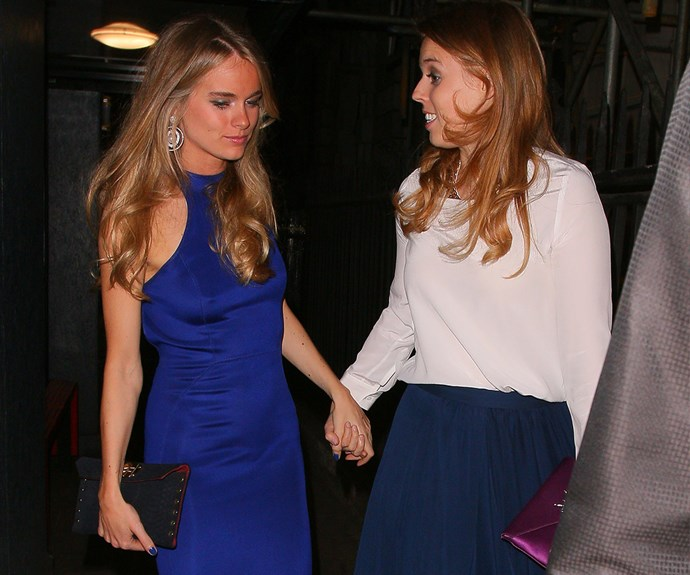 Sisters before Misters is apparently the case for royal besties Princess Beatrice and Cressida Bonas! Even though Bea was the one who introduced her beautiful bestie to her cousin, Prince Harry, the two remained fast friends after they broke up.