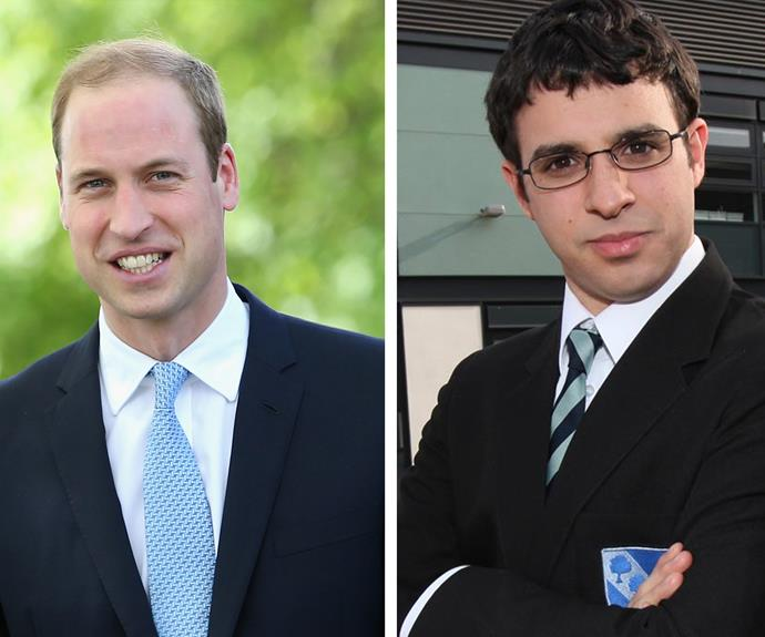 Prince Harry Compared Prince William To The Inbetweeners