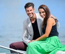 You won't be able to swim to Sam Wood and Snezana Markoski's nuptials