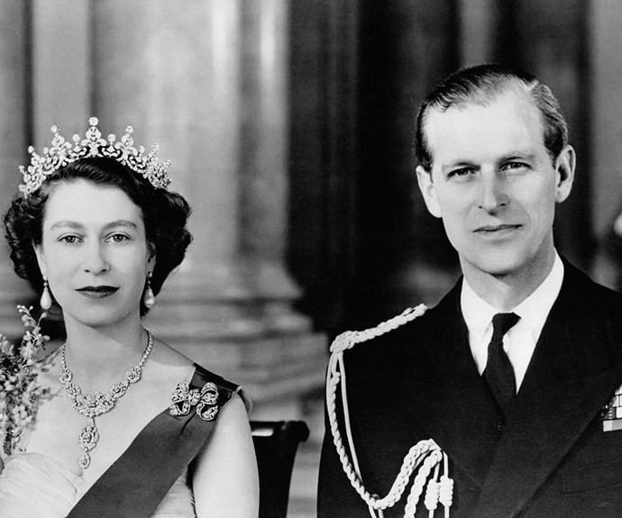 No word yet on whether the *real* Queen Elizabeth and Prince Philip will be tuning in but something tells us they might not be able to resist.