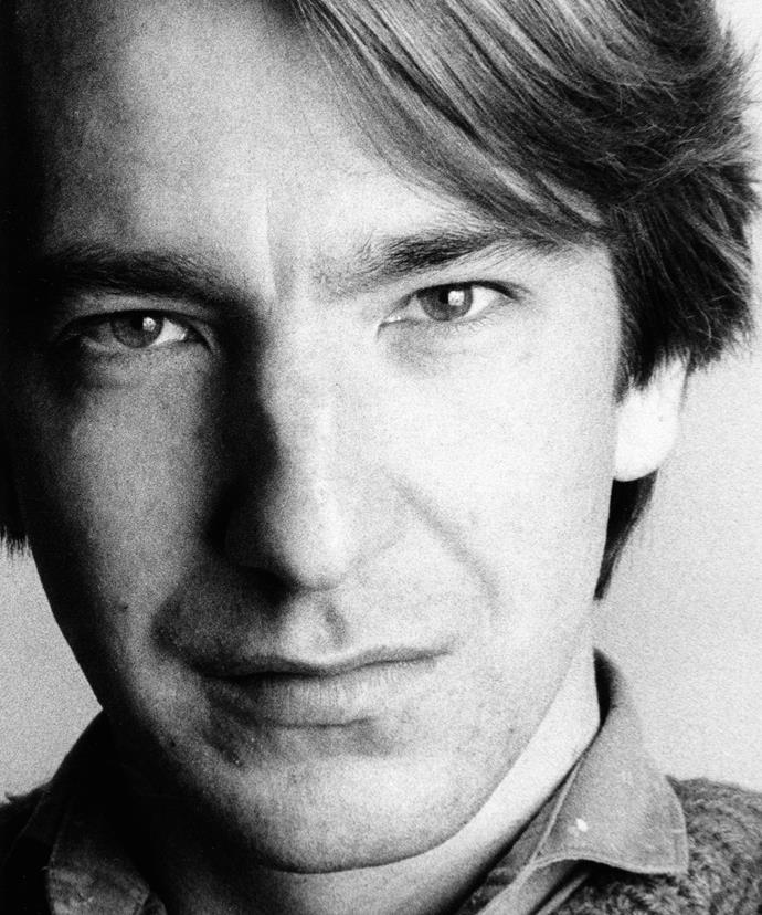 Alan Rickman has died of cancer. He was 69 | Woman's Day