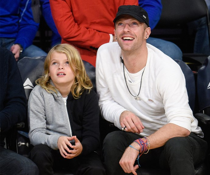 Since announcing their split in 2014, Chris and Gwyneth have banded together for the sake of their children.