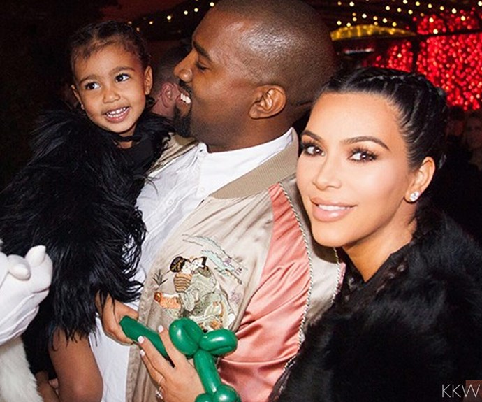 Kanye is focused on his family's happiness and that includes Lamar.