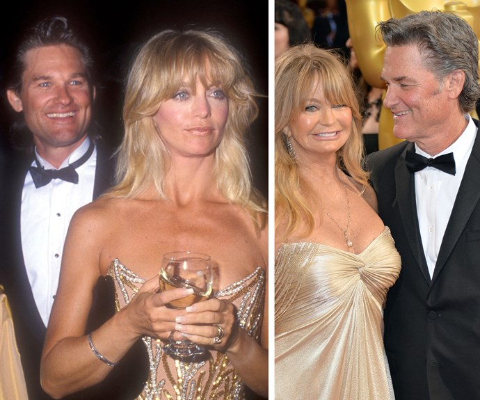 Hollywood sweethearts Goldie Hawn and Kurt Russell have stood the test of time.