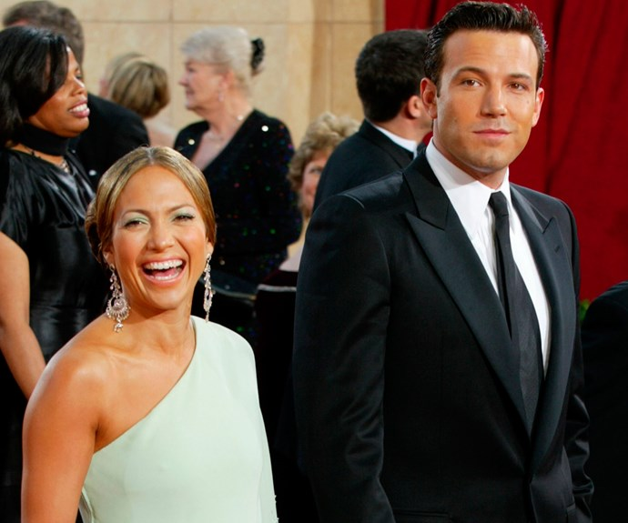 But the couple that shattered hearts the most? Jenny from the Block and her main squeeze, Ben Affleck. #RIPBENIFFER