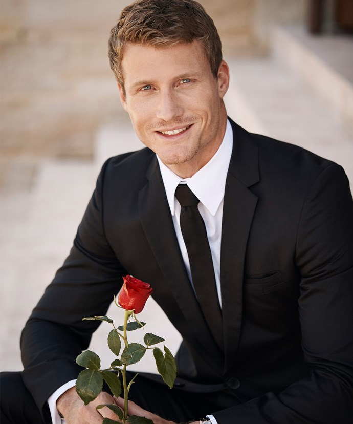 Would you accept a rose from handsome Richie?