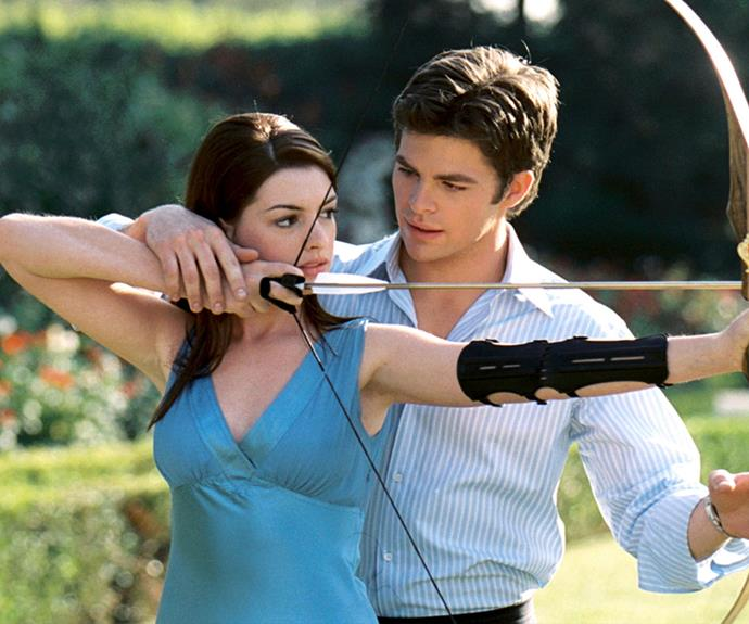 Anne Hathaway To Star In The Princess Diaries 3
