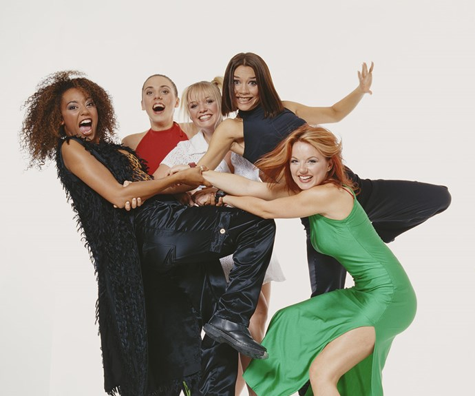 Melanie Brown hopes that Melanie Chisholm, Emma Bunton, Geri Halliwell, and Victoria Beckham can reunite in time for a 20 year reunion tour.
