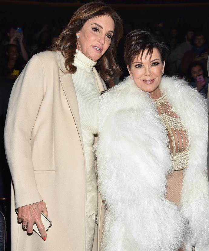 jenner cougar women From elle macpherson and cindy crawford, to kris jenner and sharon stone,  these women are looking more incredible than ever in their.
