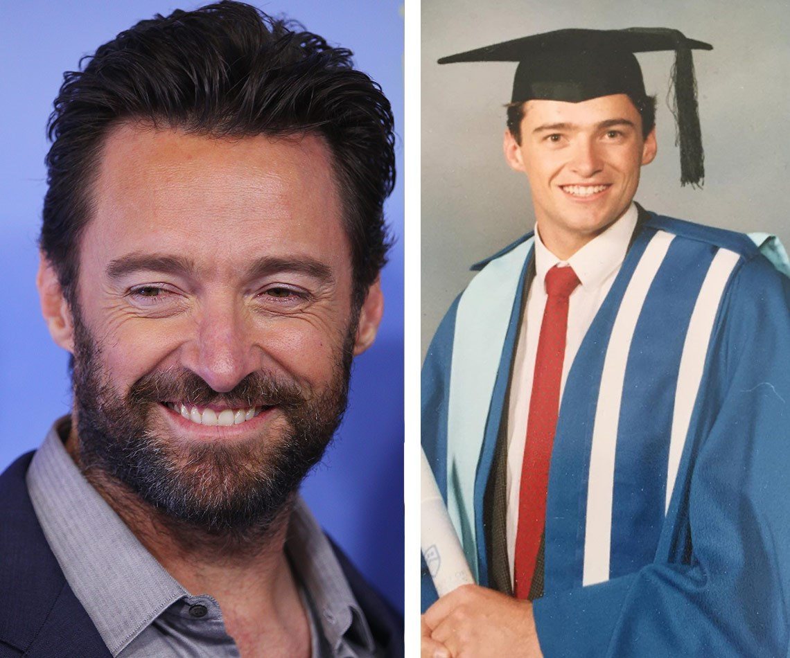 """Australia's own Hugh Jackman has shared this incredible flashback to his university days with a reminiscent post on Instagram. Wishing this generation's graduates his best, the star wrote: """"Congrats To The Graduating Class Of 2016!"""""""