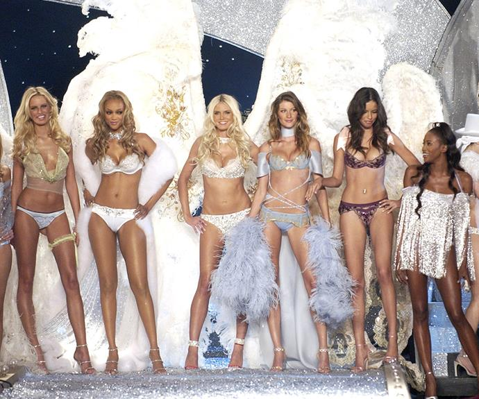 Tyra Banks Young Victoria S Secret: Tyra Banks Defends Kendall And Gigi's Supermodel Status