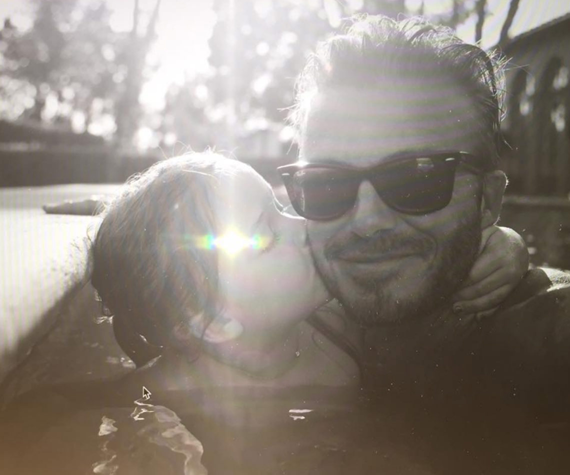 David & Victoria Beckham Celebrate Daughter Harper's Birthday With Sweet Posts