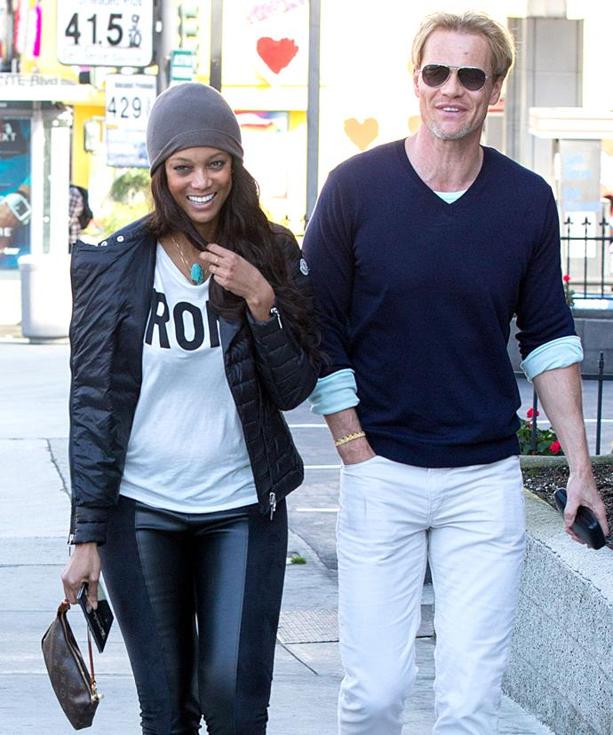 Tyra Banks Dad: Tyra Banks Says Being A New Mum To Son York Is Heaven