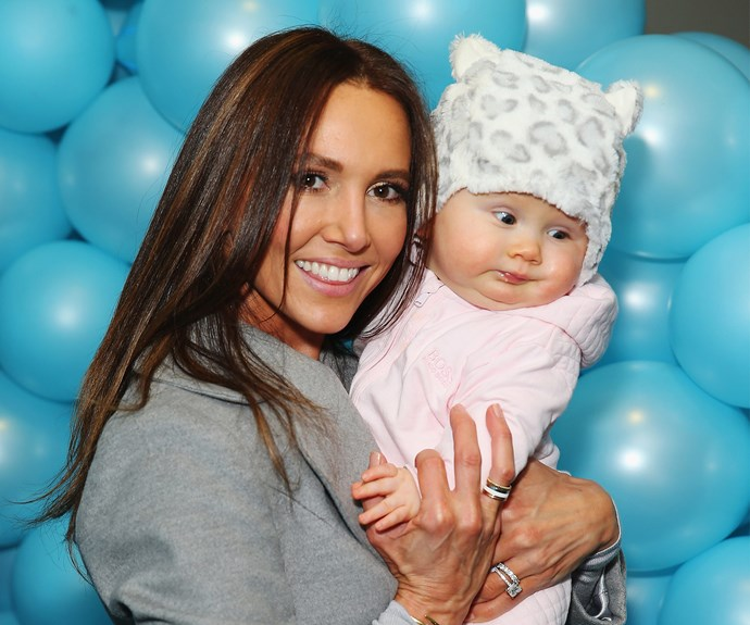 """Kyly and her husband, [cricket pro Michael Clarke,](http://www.womansday.com.au/celebrity/australian-celebrities/michael-and-kyly-clarkes-book-launch-with-kelsey-lee-15035
