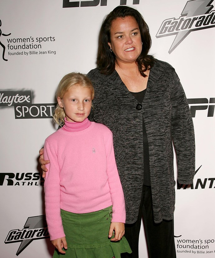 odonnell cougar women Rosie o'donnell says temptation is everywhere now that she's single  especially when she's face to face with some obsequious students from barnard college.