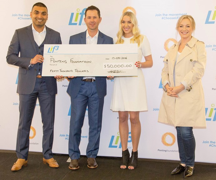 Rebecca is ambassador for Lif3 Smartchip an Australian technology company that recently launched the most advanced scientifically proven mobile phone radiation reduction technology available to consumers today.