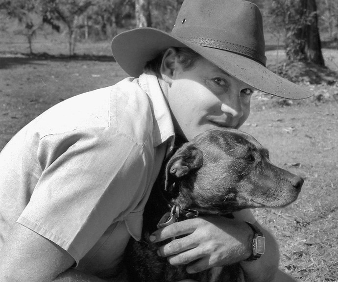 Onya Steve! The Crocodile Hunter will be snapping up a Hollywood Walk of Fame Star