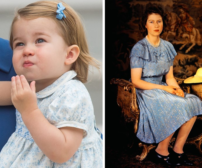 """With Prince William's """"little joy of heaven"""" having such admirable role models, we expect sweet Princess Charlotte Elizabeth Diana of Cambridge will live up to her name! **Watch the now two-year-old's exciting arrival to Canada in the next slide!**"""