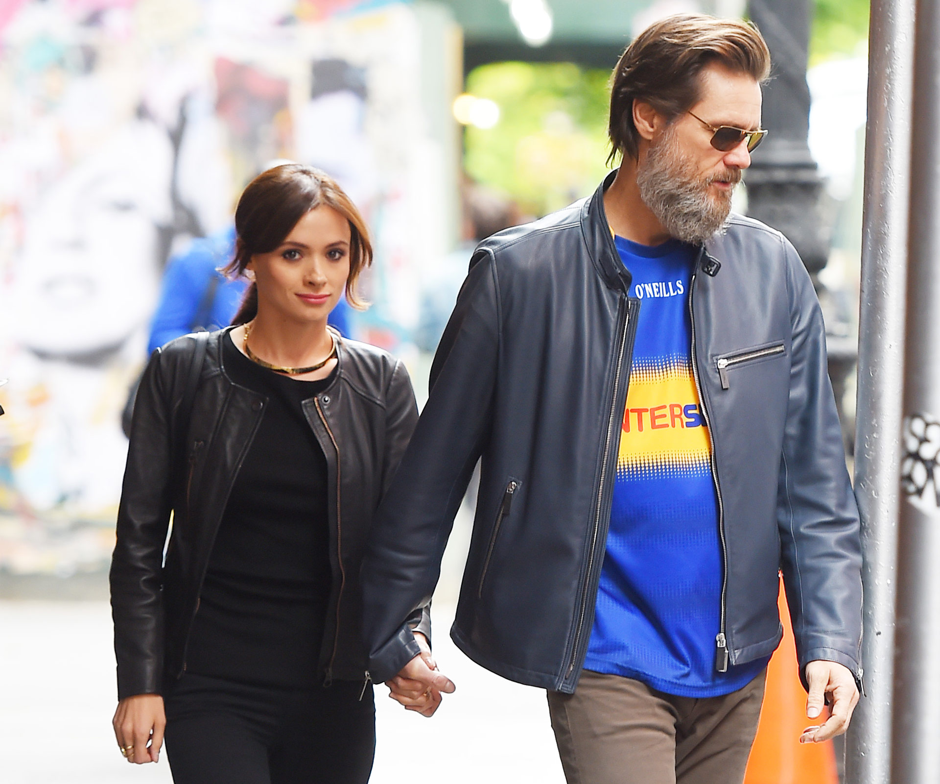 Carrey hit with wrongful death lawsuit from ex's