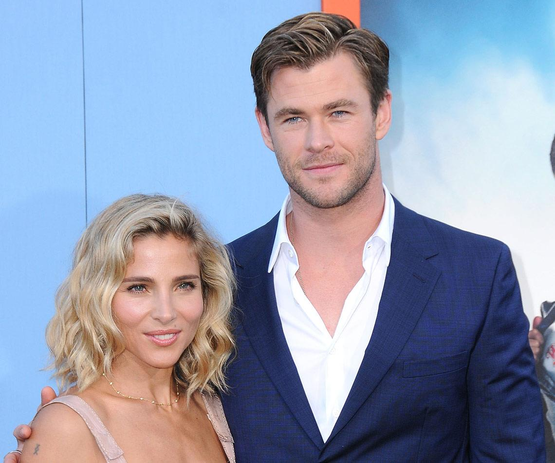 Chris Hemsworth Shut Down Divorce Rumors and Delivered LOLs While Doing So