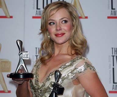 Golden girl: Jessica Marais' best Logies moments