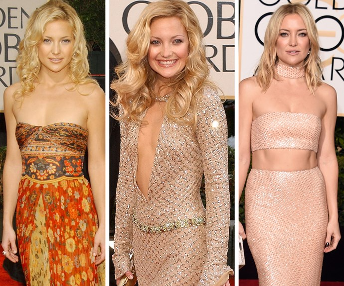 The seriously stylish Kate Hudson is always a joy to watch on the red carpet!