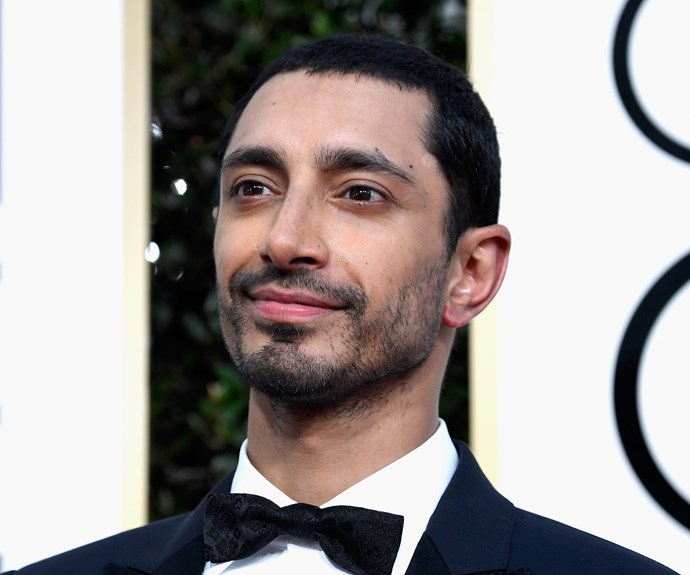 *The Night Of* fave Riz Ahmed looks very handsome.