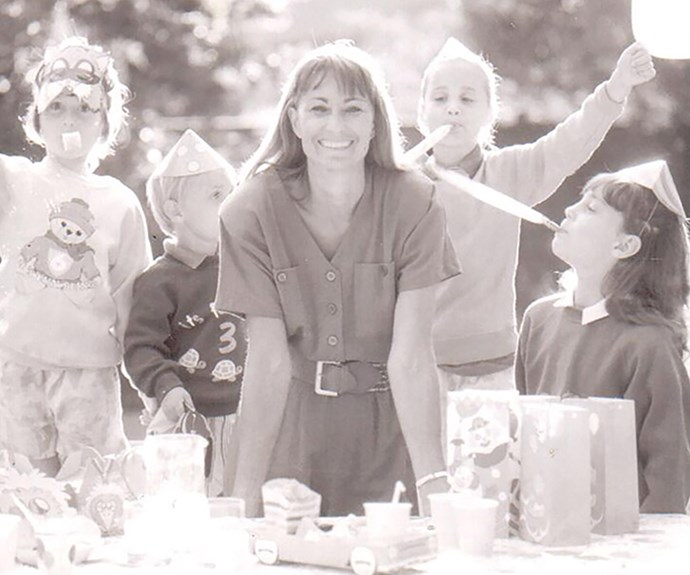 "To celebrate the 30th anniversary of her company, Party Pieces, Carole Middleton has shared a never-before-seen snap of her darling family in 1989, which includes a very festive looking Kate at age seven. *[(Via: Party Pices)](http://www.partypieces.co.uk/about-us|target=""_blank""