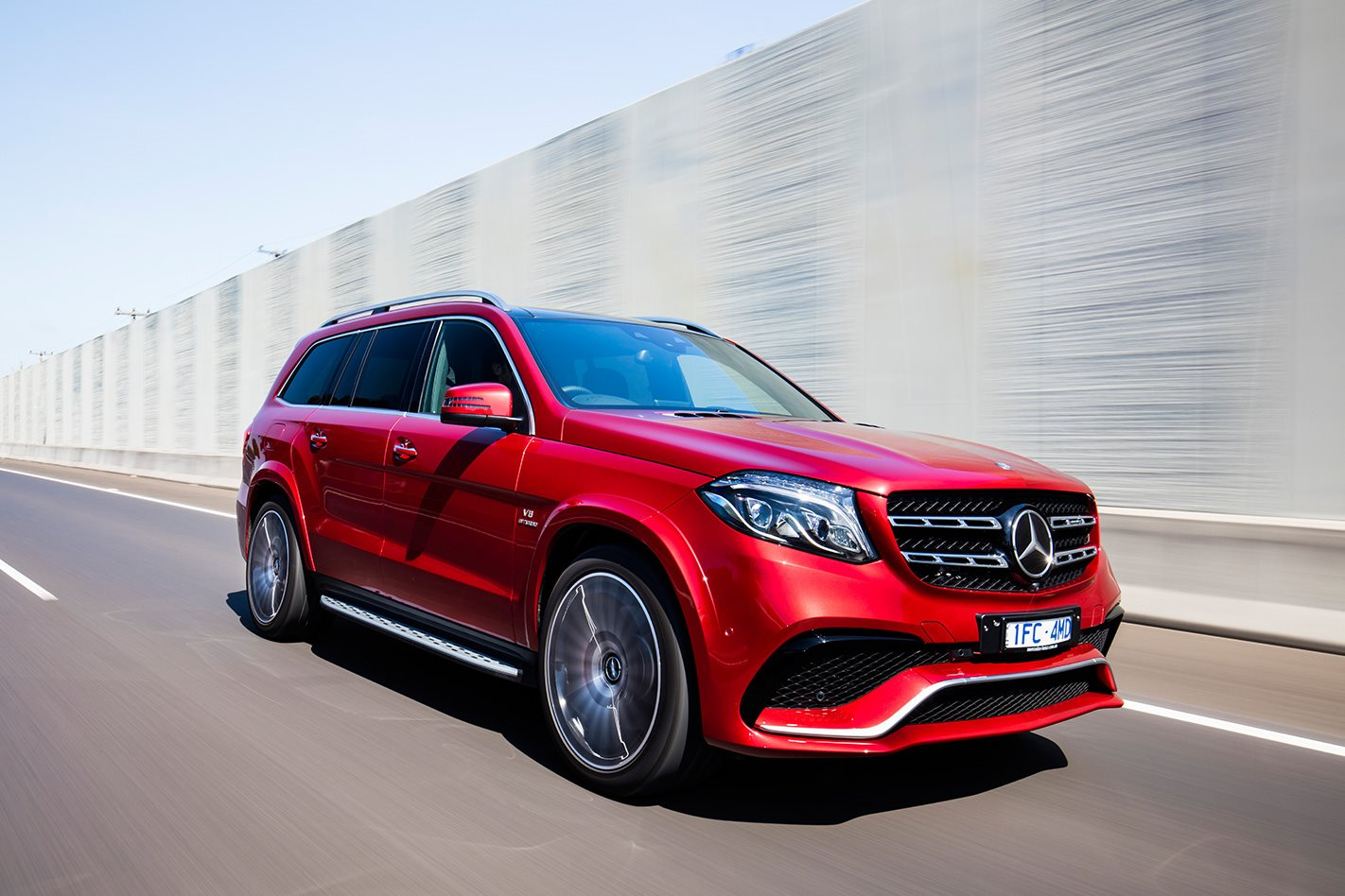 2016 Mercedes Benz Gls Review Wheels