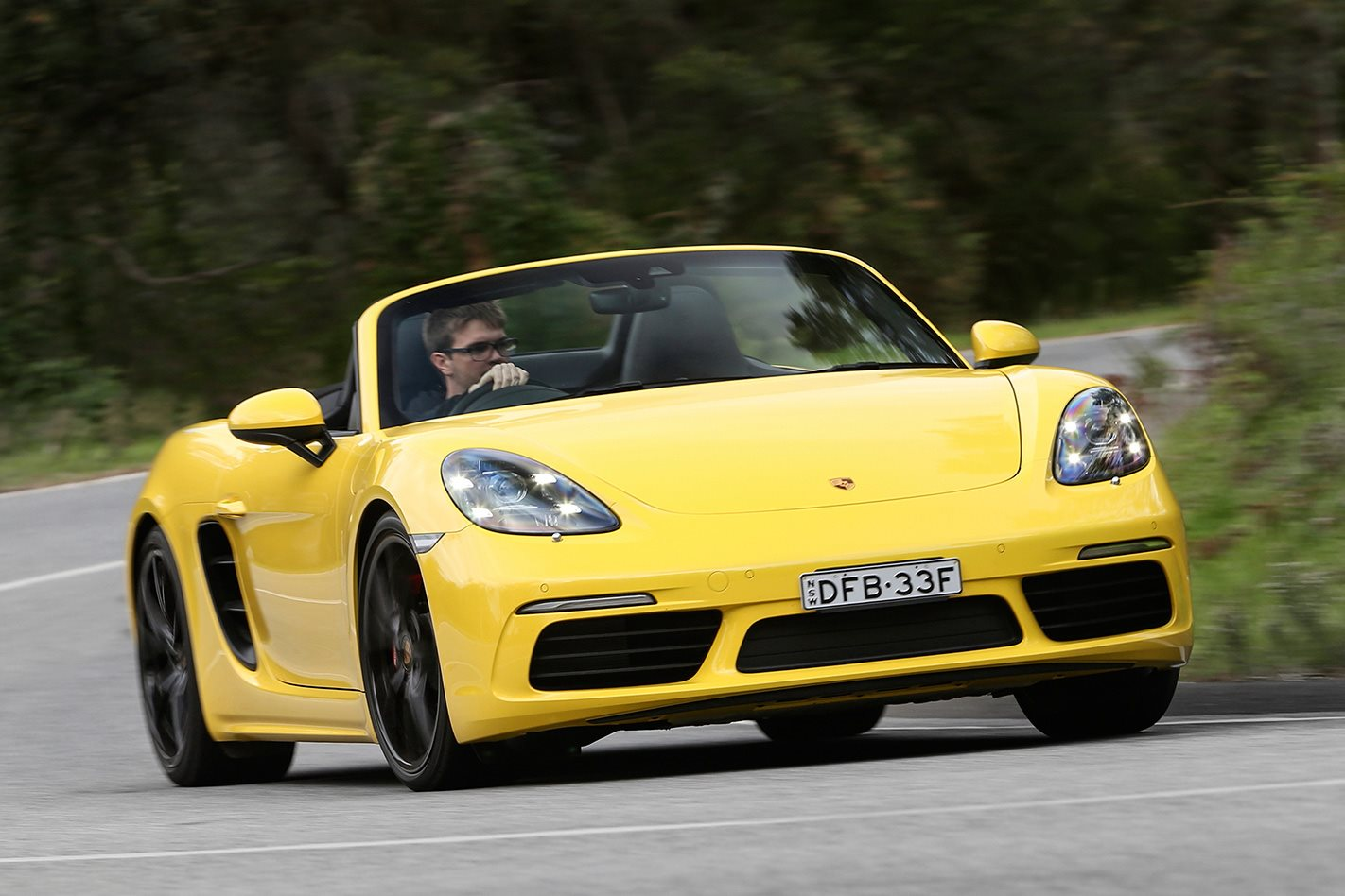 2017 Porsche 718 Boxster Review Wheels
