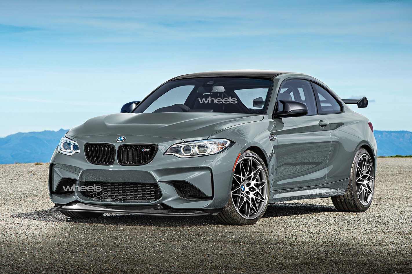 Bmw M2 Csl Revealed Wheels