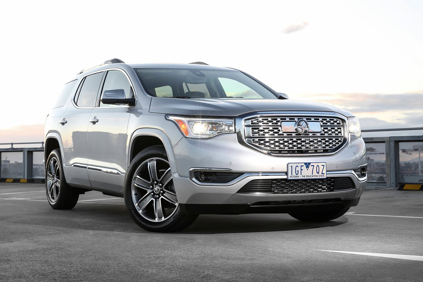 Best 8 Seater Suv >> Holden confirms GMC Acadia for Australia | Wheels