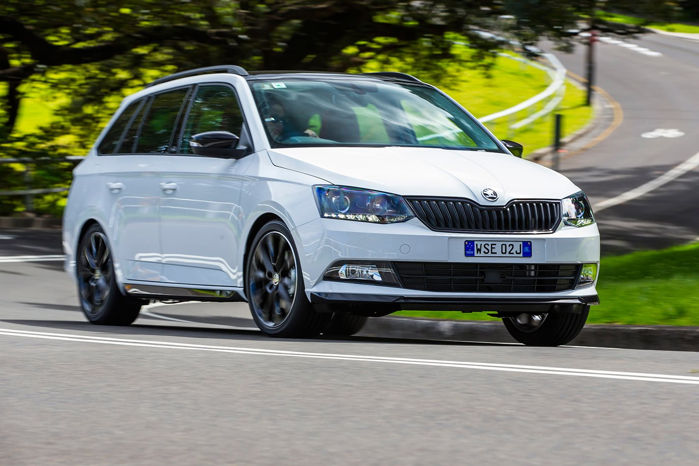 2016 skoda fabia monte carlo review wheels. Black Bedroom Furniture Sets. Home Design Ideas